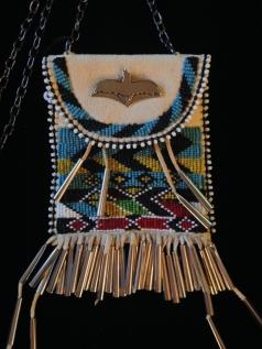 Raven, apache bag