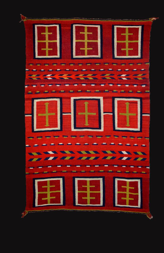 Rug on Black BG